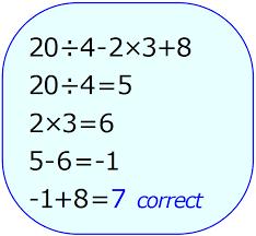 math calculator basic calculator calculator input correct pemdas example 4