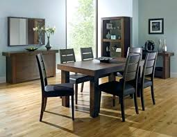 extending dining table 6 chairs designs walnut panel dining table 6 slatted chairs noir extending dining extending dining table