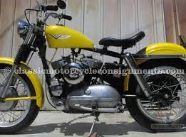 1956 harley davidson khk bobber for sale