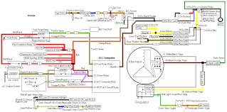 mustang alternator wiring diagram wiring diagram schematics mustang faq wiring engine info
