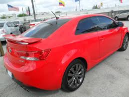 2011 Kia Forte Koup SX 2dr Coupe 6A In Houston TX - Talisman Motor ...