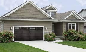 4 reduced outdoor noise brand new garage door