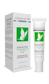 MEDICAL <b>COLLAGENE 3D Флюид</b> с коэнзимом <b>Q10</b> для лица ...