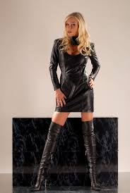 350 best sexy leather fashion for women images on Pinterest