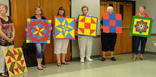 Pine Belt Quilters — July Patriotic Meeting and Quilt Sharing & July-Barn Quilt signs Adamdwight.com