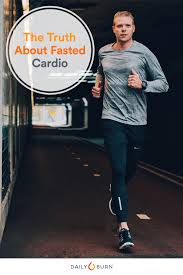 does fasted cardio really burn more fat