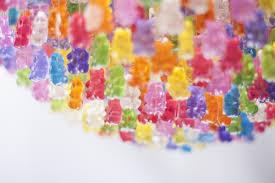 pictures gummy bear chandelier