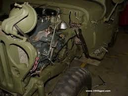 g503 wwii jeep willys mb or ford gpw military vehicle go devil 1 after a complete engine rebuild and very little burn in time i heard a little clicking when i rev ed the engine my thought was that it was a small