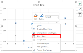 How To Move Chart Line To Front Or Back In Excel