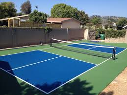 How Much Does It Cost To Light A Tennis Court Can Pickleball Be Played On A Tennis Court