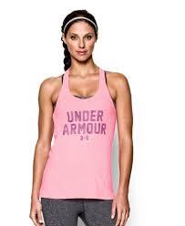 under armour women. under armour women\u0027s charged cotton® tri-blend tank (1) women