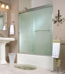 2 panel frameless sliding door tub showers door keystone by maax