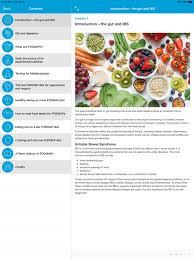 Ibs Food Chart Monash University Fodmap Diet