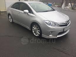 Продаётся авто Тойота Сай 2012 года в Находке, бензин ...