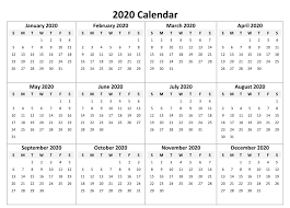 Portrait) on one page in easy to print pdf format. Yearly Calendar 2020 Free Download Printable Yearly Calendar Monthly Calendar Template Calendar Template