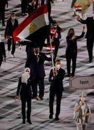 السعودية ومصر تصنعان الحدث في حفل افتتاح أولمبياد طوكيو 2021