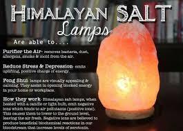 How Do Himalayan Salt Lamps Work