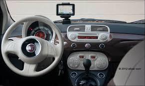 fiat 500l interior automatic. interior view fiat 500l automatic g