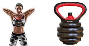 kettlebell handle fitness