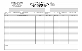 Printable T Shirt Order Form Template | Casadozander