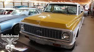 1971 Chevy Cheyenne Pickup 402 Big-block V8 - YouTube