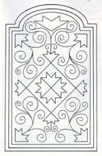 Tin Punch Patterns Inspiration TIN PUNCH PATTERNS FOR FREE Woodworking Plans And Information At