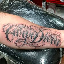 75 Timeless Carpe Diem Tattoo Designs Meanings 2019