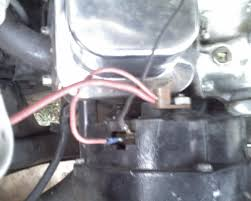 alternator wiring chevytalk restoration and repair help the thick red one comes from the battery the black one goes into the fire wall fuse block do i even need the black on i dont have anything inside