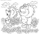 Раскраски из советских мультфильмов распечатать бесплатно
