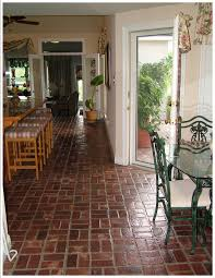 Brick Kitchen Floors Similiar Indoor Brick Flooring Pavers For Keywords
