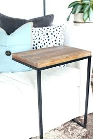 marvelous metal c table amazing c table tray our house end prepare small kitchen tables for marvelous metal c table