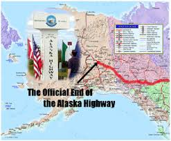 Image result for 1942 – The Alaska Highway (Alcan Highway)
