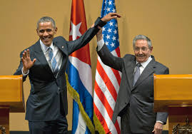 havana fidel castro responds to obama in lengthy bristling essay in this monday 21 2016 photo n president raul castro right