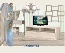Дизайн проект однокомнатной квартиры выпускницы Школы дизайна №  Автор