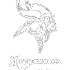 Broncos Logo Coloring Page With Denver Broncos Coloring Pages