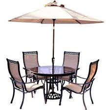 monaco 5 piece outdoor dining