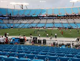 Bank Of America Stadium Section 131 Seat Views Seatgeek