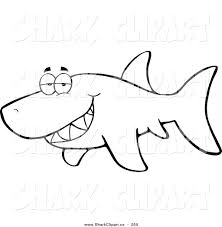 Shark Coloring Pages - GetColoringPages.com