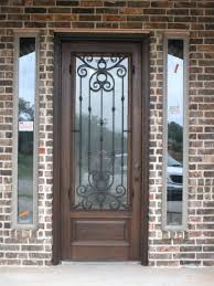 first rate wood door with glass inserts front door glass inserts modern doors uk cool wood with