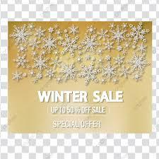 広告のための冬のセールデザインポスター 背景 バッジ パンフレット画像