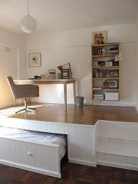 beds with desks on top. Contemporary Top How To Turn A Room Into Study Space Without Stripping Away Its Character In Beds With Desks On Top D