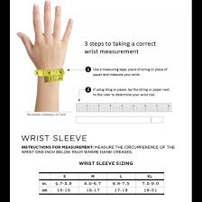 Copper Joint Copper Wrist Support