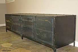 loft industrial furniture. vintage industrial media console credenza minimalist urban loft decor modern furniture