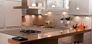 Wood Stove Backsplash Enchanting Stainless Steel Kitchen Cabinets Perfect For The Modern Kitchen