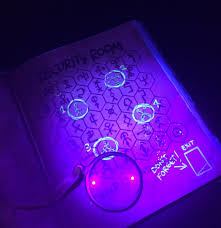 Journal 3 Special Edition Black Light