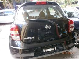 nissan march ak13 in mauritius