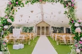 Love Wedding Decorations Create Your Dream Ceremony Area At Parley Manor Decorations