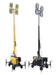 Portable Light Carts The Beacon Led Tower Light