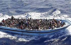 Resultado de imagen de salvajes inmigrantes africanos