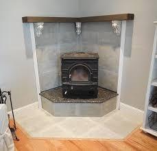 corner fireplace mantel makeover, fireplaces mantels